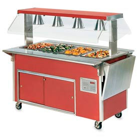 Vollrath® Signature Server® Corner Station Plate Rest