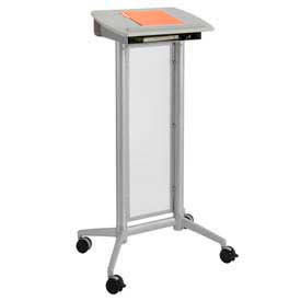 Portable Height Adjustable Presentation Lecterns and Podiums