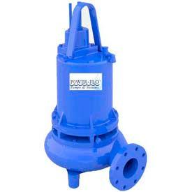Non-Clog Sewage Pumps