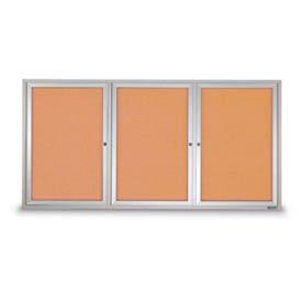3 Door Non-Illuminated Enclosed Boards