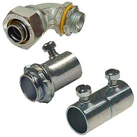 EMT Offset & Set Screw Connectors & Couplings