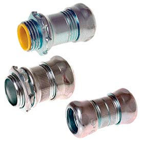 Raintight EMT Compression Connectors & Couplings