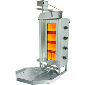 Axis Vertical Gas Broilers