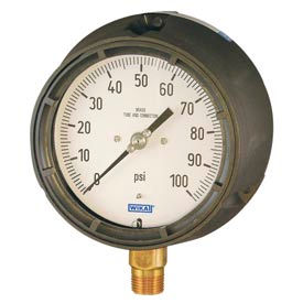 Wika® Pocan® Process Gauges With Safety Case