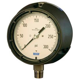 Wika® Pocan® Process Gauges With Monel® Wetted Parts