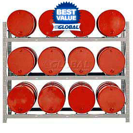 Global Approved Drum Pallet Racks