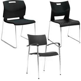 Global™ - Stacking Chairs