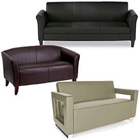 Reception Sofa & Loveseats