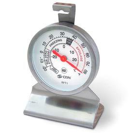 Refrigerator, Freezer & Air Thermometers