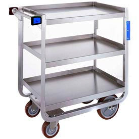 Lakeside® NSF Listed Stainless Steel Utility & Stock Carts