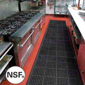 San-EZE® Grease Resistant And Greaseproof Mats