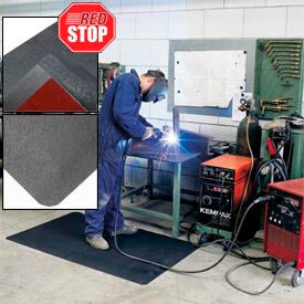 Tapis anti Fatigue NOTRAX® RedStop™
