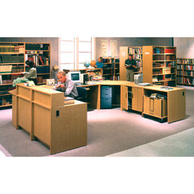 Multi-Media Library Furniture