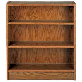 Ironwood -  Glacier™ Single Faced Library Shelving