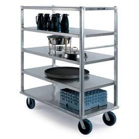 Aluminum Banquet Carts