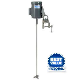 Grovhac Standard Duty C-Clamp Mount Mixers