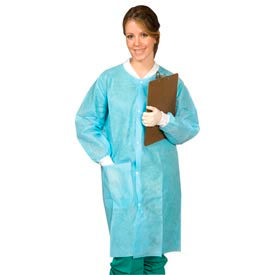 Disposable Lab Coats & Gowns