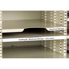 Self Adhesive & Magnetic Label Holders (1/2