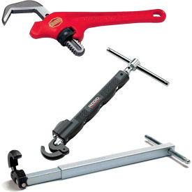 Strap & Chain Pipe Wrenches