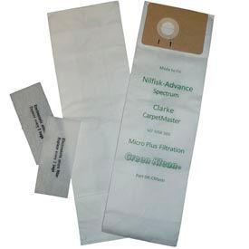 Clarke-Alto Replacement Vacuum Bags