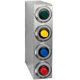 Dispense-Rite® déflecteur taille unique coupe distributeurs
