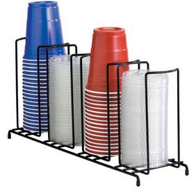 Dispense-Rite® Wire Rack boisson organisateurs
