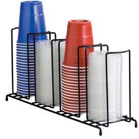 Dispense-Rite® Wire Rack Beverage Organizers