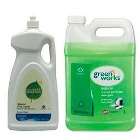 Détergents liquides vaisselle écologiques