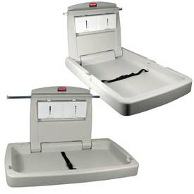 Rubbermaid® Baby Changing Stations