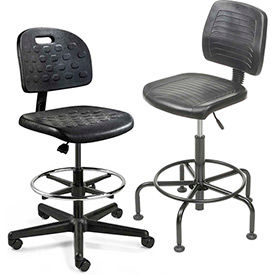 Polyurethane Stools With Backrest