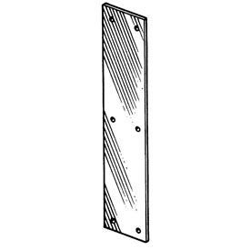 S. Parker Hardware Push And Pull Plates