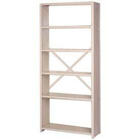 Lyon® Closed Side Steel Shelving (Open Back) 84