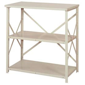 Lyon®Open Counter Steel Shelving - 20 Gauge - 39