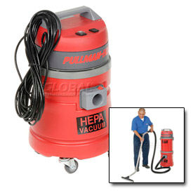 Pullman-Holt HEPA Vacuums