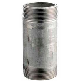 Stainless Steel Heavy Duty Nipples