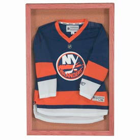 Aarco® Red Oak Souvenir & Memorabilia Display Cases