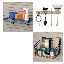 Suncast® Trends Garage stockage organisateurs