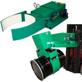 Valley Craft® Powered Forklift & Skid Steer Drum Grip Attachments