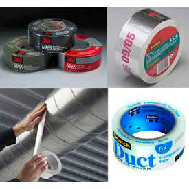 General Purpose & Economy Grade Duct Tapes