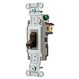 Commercial Grade Toggle Switches - 120/277v AC