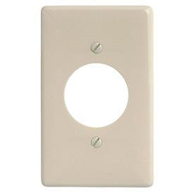 Bryant® Mid-Size Nylon Single Receptacle Wall Plates