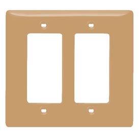Bryant® décorateur rectangulaire mur plaques métalliques