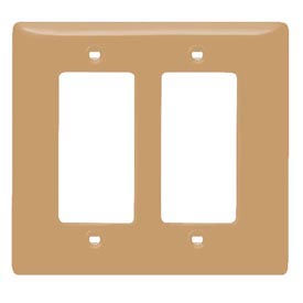 Bryant® Metallic Decorator Rectangular Wall Plates