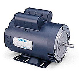 Leeson Pressure Washer Pump Motors, 1-Phase