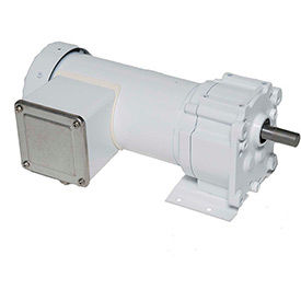 Leeson Parallel Shaft AC Washguard® Gearmotors, 1 & 3 Phase
