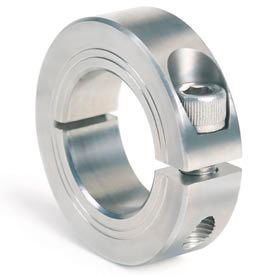 Climax Metal, M1C-Series: Metric 1-Piece Clamping Collar