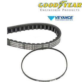 Classic V-Belts, Cogged, BX Series