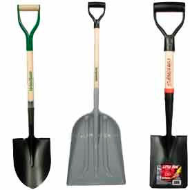 General Purpose Shovels & Scoops