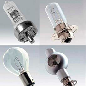 Audio/Visual Projection Incandescent Lamps