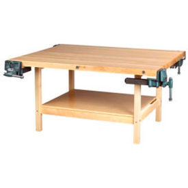Maple Woodworking Benches